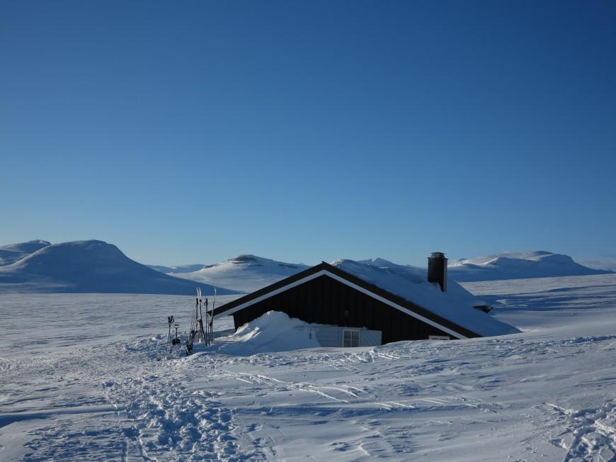 No] die erste skitour im märz 2014   rondane und ringebufjell