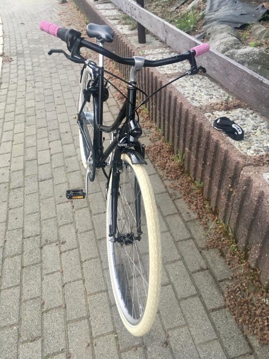 Stadt- und Tourenrad, Eigenbau