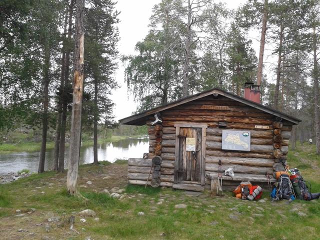 [FI] Zehn Tage Wandern In Lappland