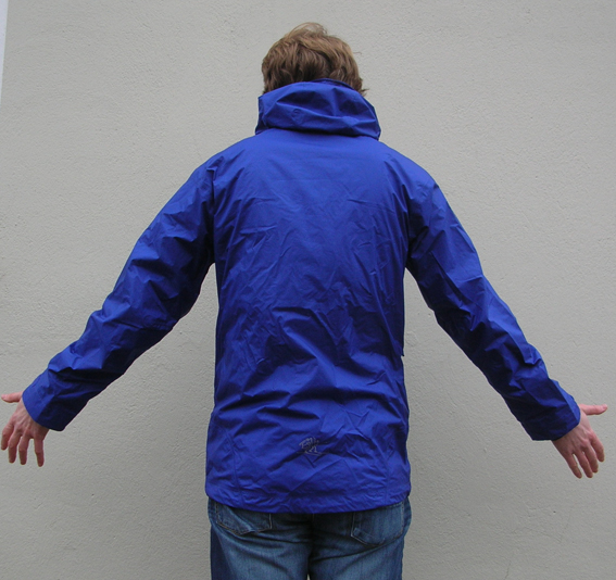 Testbericht: Bergans Dynamic Neo Jacket (2013) outdoor