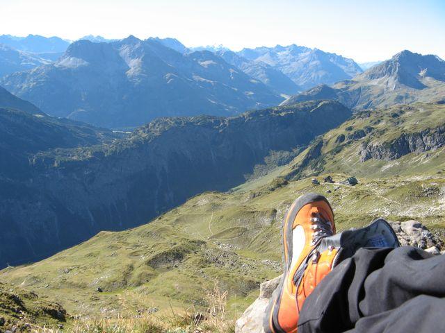 Kletterausrüstung Oberstdorf : De at oberstdorf mindelheimer klettersteig heilbronner weg