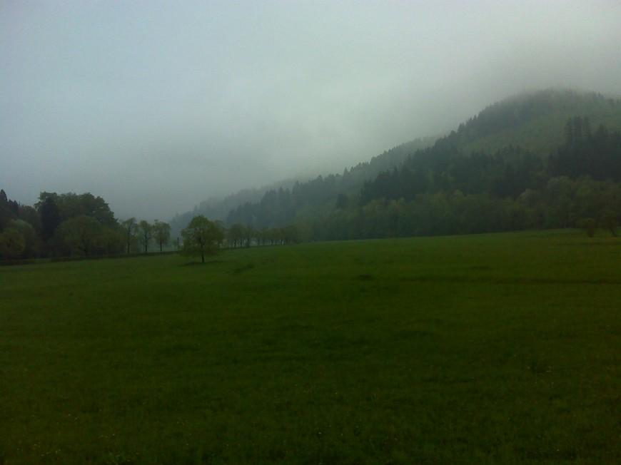 Mein Outdoorerlebnis - heute