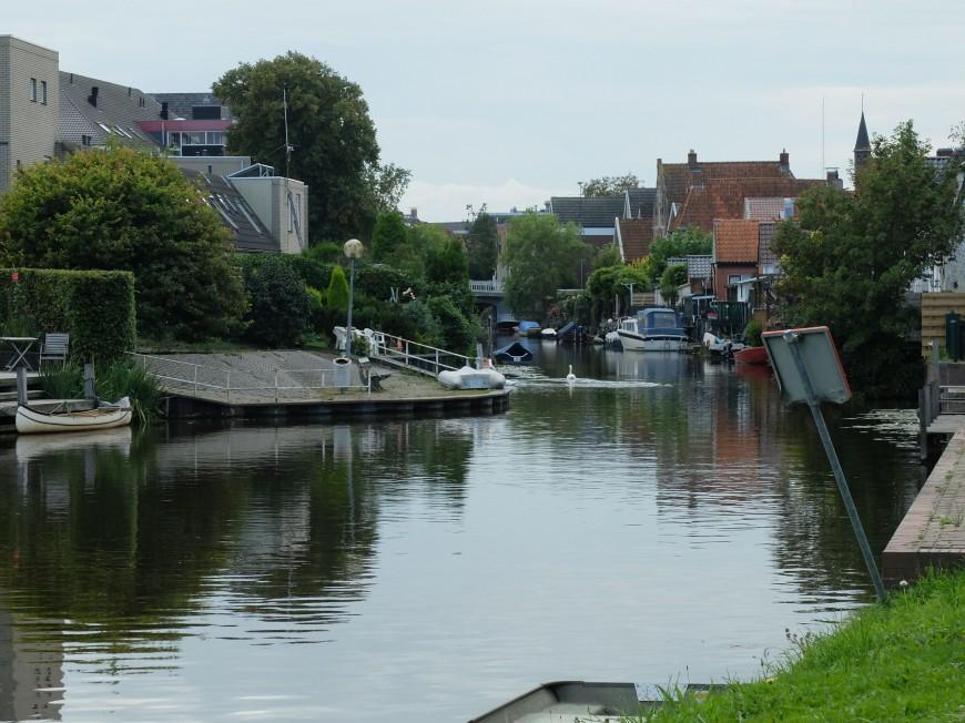 Outdoorküche Klein Venedig : Nl] [uk] ups und downs auf der north sea cycle route