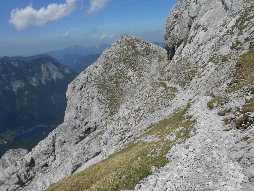 Klettersteig Set Ausborgen : Schärtenspitze klettersteigset