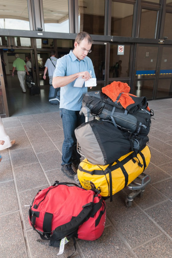 rucksack gepäck flugzeug