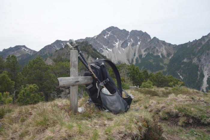 Gipfelkreuz Lohnspitz