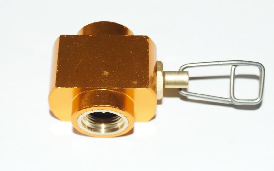 Outdoorküche Gas Quark : Gas saver von g works wiederbefüllen von gaskartuschen archiv