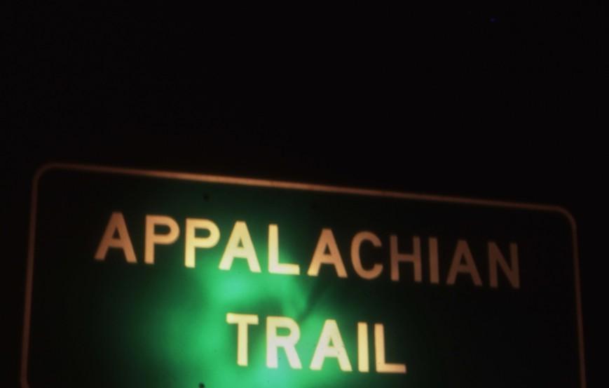 appalachian trail etappen