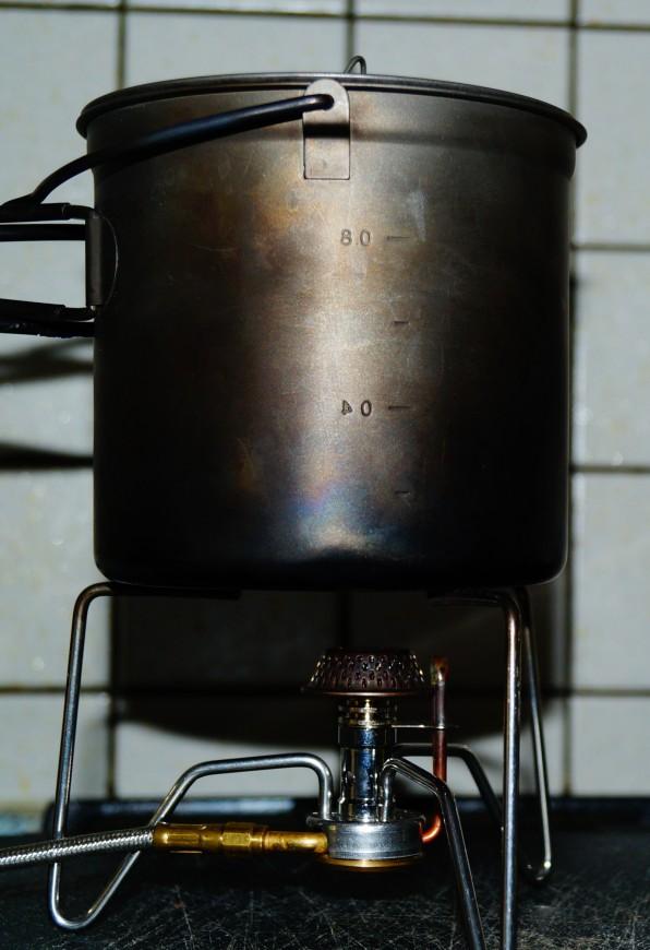 gaskocher welcher topf