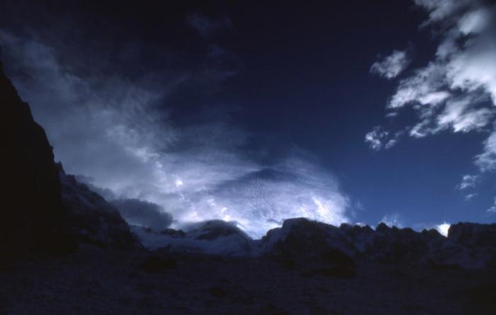 Denk Kletterausrüstung : Pak] bojohagur 7388m erstbesteigungsversuch 1991