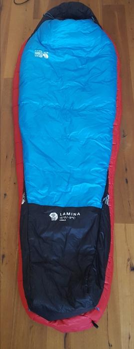 Carinthia G250 vs. Mountain Hardware Lamina -9