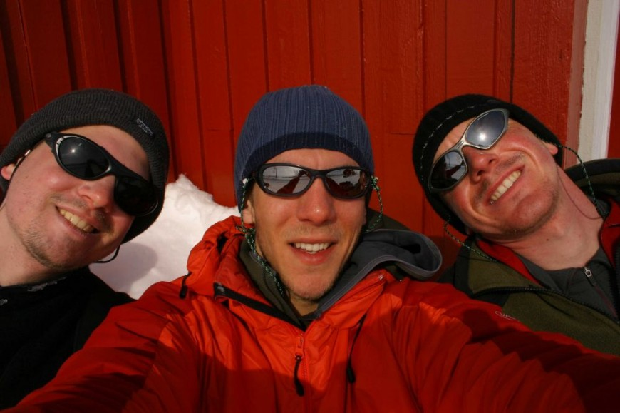 Nach der Hardangervidda - Tour