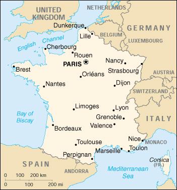 Frankreich Departements Karte.Frankreich Outdoor Wiki