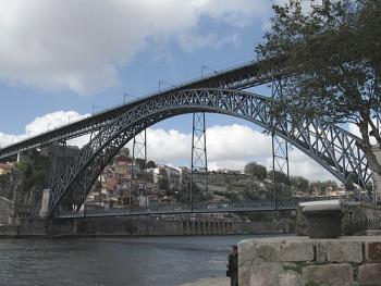 Ponte Dom Luís I in Porto